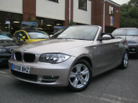 2008 08-Reg BMW 118 i SE Convertible,GEN 44,000 MILES,YES 44,000 MILES!!!!