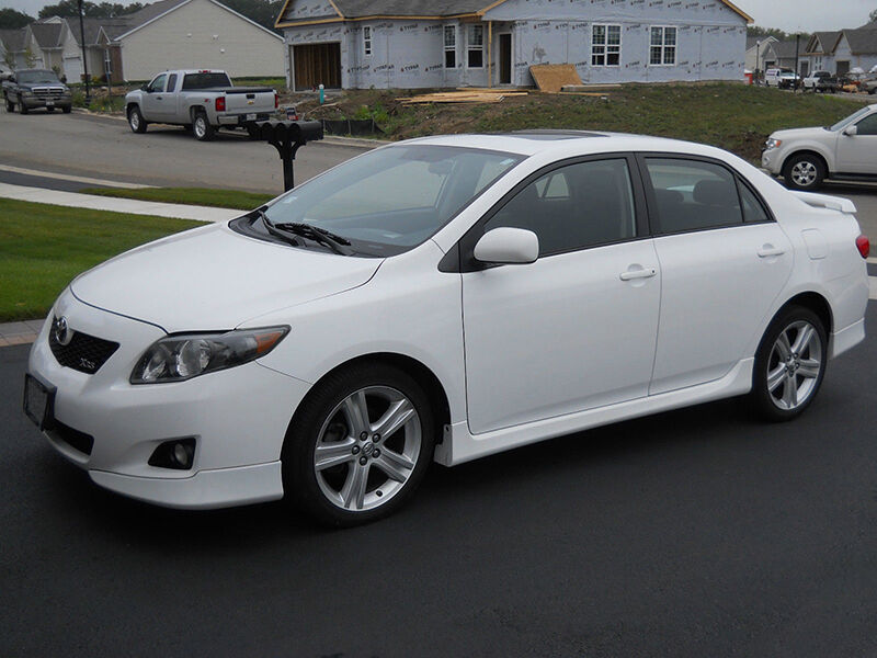 Complete Guide To The Toyota Corolla 2009 Ebay