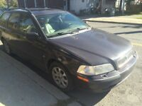 2001 volvo v40 1.9 t winter tires included