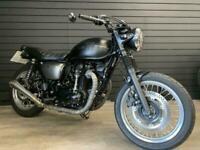 Kawasaki W800 ex demo custom build