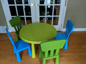 Table Et Chaises Ikea Buy Sell Items From Clothing To