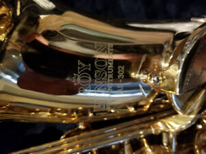 Sax alto neuf
