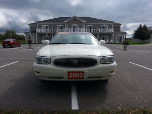 2003 Buick LeSabre Saftied, Etested and Warrantied  251K