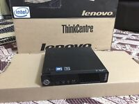 Lenovo ThinkCentre M73 Desktop pc (Full PC in very small size)