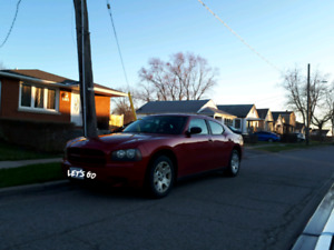2007 dodge charger V6 5000 obo can certify for 5500.