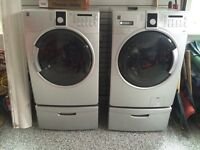 2012 Kenmore Washer&Dryer HE