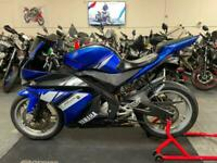 2009 Yamaha YZF r-125 125cc == we accept p/x / sell us your bike