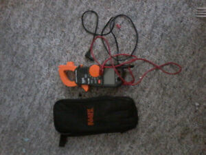 Klein Tools CL2300 600A TRMS AC/DC Clamp Meter with Temperature