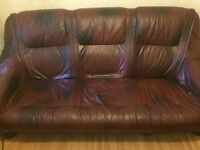 SOFA HIGH QUALITY ,( 3 seater plus ,set of 2 seater sofa) ( total 7 seater)