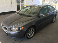 Volvo S40 2.4i Geartronic SE**Rare Automatic**1 Owner From New**FSH**