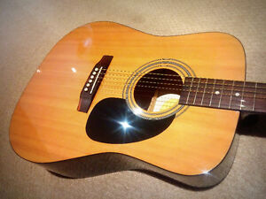 NEW Fender Squire Acoustic Electric SA-50 - $175
