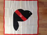 1976 Amik Montreal Olympic Scarf