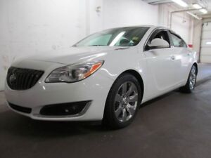 2016 BUICK REGAL ALL WHEEL DRIVE!!  Leather, Sunroof, Bluetooth