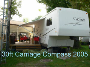 2005 Carriage Compass On SIte With Deck IN Grand Bend