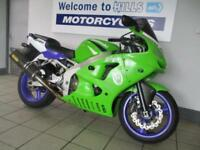 KAWASAKI ZX6 G2 TRADE SALE RUNNING EASY PROJECT LOW MILES HPI CLEAR