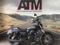 SINNIS HOODLUM 125cc CRUISER, IN STOCK, 0% FINANCE, 24 MONTHS WARRANTY