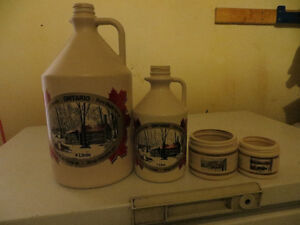 Maple Syrup Plastic Bottles For Sale