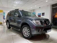 Nissan Pathfinder 2.5 DCI TEKNA 4X4