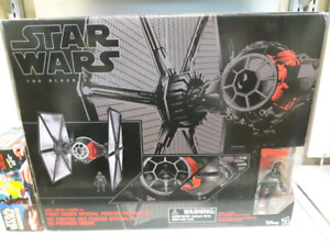 MASSIVE Star Wars Black Series First Order TIE Fighter