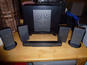 Sony SA-FT1H 5.1 Speaker System - Great Sound - In Calgary!!