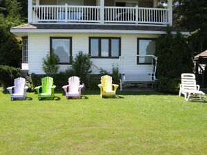 Fabulous Waterfront Getaway only 1.5 Hrs North of the GTA