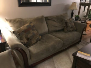 3 piece Sofa ensemble for sale