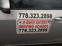 LEARN DRIVING-AFFORDABLE & QUALITATIVE-CAR RENTAL AVAILABLE-$28