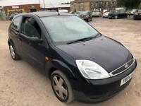 Ford Fiesta 1.25 Finesse 3 DOOR - 2004 04-REG - FULL 12 MONTHS MOT