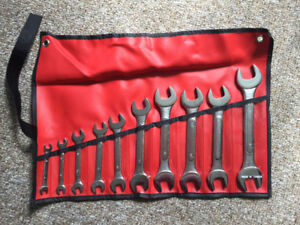 New Metric Set Wrench.