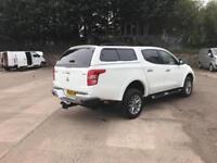 Mitsubishi L200 DOUBLE CAB DI-D 178 WARRIOR 4WD AUTO DIESEL AUTOMATIC (2016)