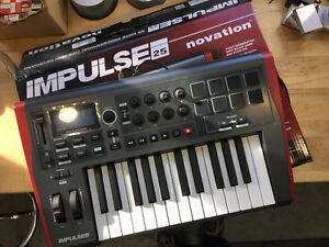 Notation Impulse 26 USB Midi Keyboard