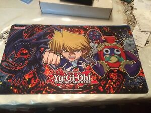 Yugioh Duelist Kingdom Chibi Game Mat - Joey