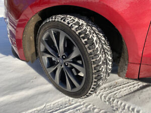 """21"""" Studded Winter Tires"""