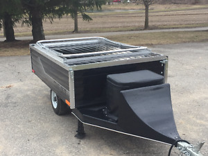 2011 Deluxe Time Out Camper Trailer