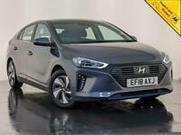 2018 Hyundai Ioniq 1.6 h-GDi Premium DCT (s/s) 5dr Hatchback Hybrid – Petrol/Ele