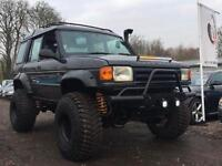 1998 LAND ROVER DISCOVERY 2.5 TDI ES 5DR AUTO