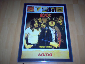 AC/DC - Black Sabbath- Posters SOLD,SOLD,SOLD Gatineau Ottawa / Gatineau Area image 2