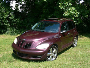 2003 Chrysler PT Cruiser GT Turbo