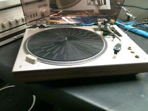 Vintage AKAI Turntable Serviced & Warrantied> Buy Worry Free<