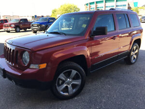 2014 Jeep Patriot High Altitude SUV, Crossover