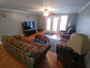 Beautiful Fully Furnished Basement Apartment for Rent