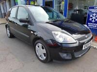2006 FORD FIESTA 1.4 ZETEC CLIMATE 5 DOOR MANUAL MOT MARCH 2018 93K