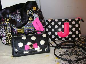 Lot of 3 Betsey Johnson Bags