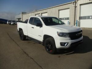 "2018 COLORADO LT EXTENDED CAB "" RED LINE EDITION """