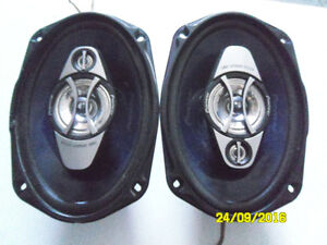 pioneer 6x9 car speakers and other else size