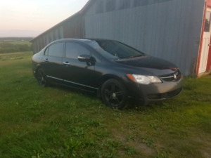 Acura csx/civic 2008