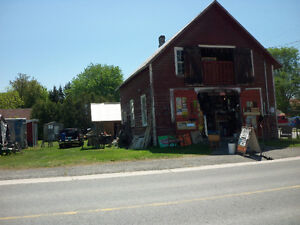 Big A-- Garage Sale At The Red Barn, Enterprise,2950 Cty Rd 14