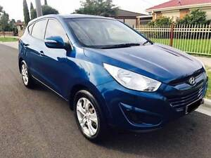 2012 Hyundai IX35 12 Months Rego RWC Full Service & Books Hillside Melton Area Preview