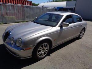 Jaguar S-TYPE 4dr Sdn V8 2003