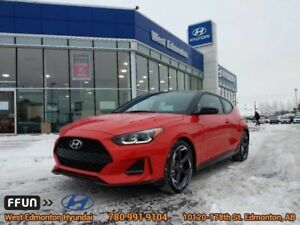 2019 Hyundai Veloster Turbo  Turbo Tech-Navigation-Heated Seats-